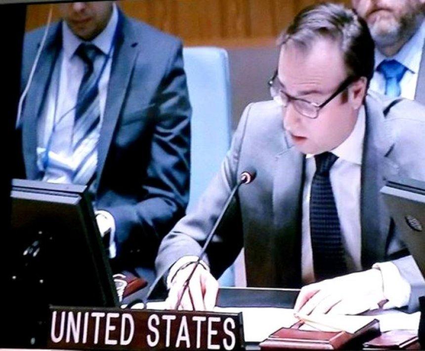 SHBA-ja në OKB flet për Kosovën