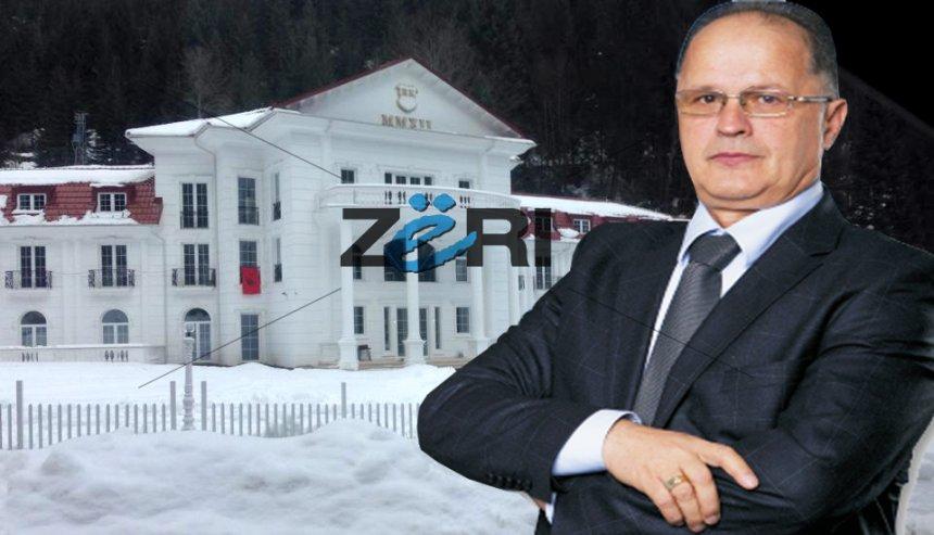 Vila luksoze e milionerit, Ramiz Kelmendi (Foto)