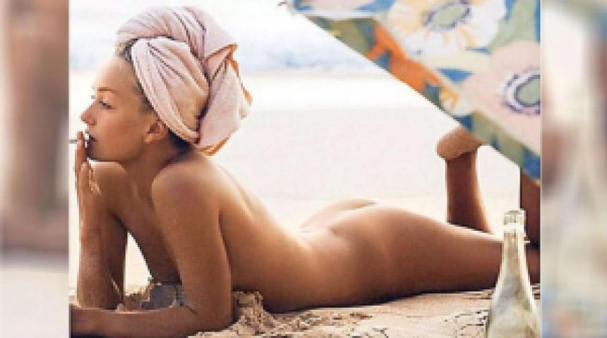 Nacktfotos von Keri Russell im Internet - Mediamass