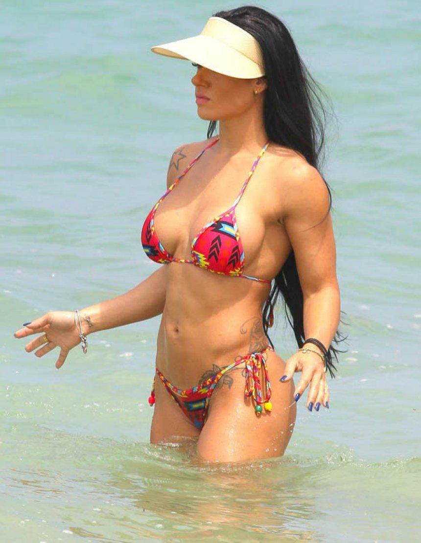 """Sue Lasmar, femra seksi e """"bodybuilding"""" (FOTO)"""