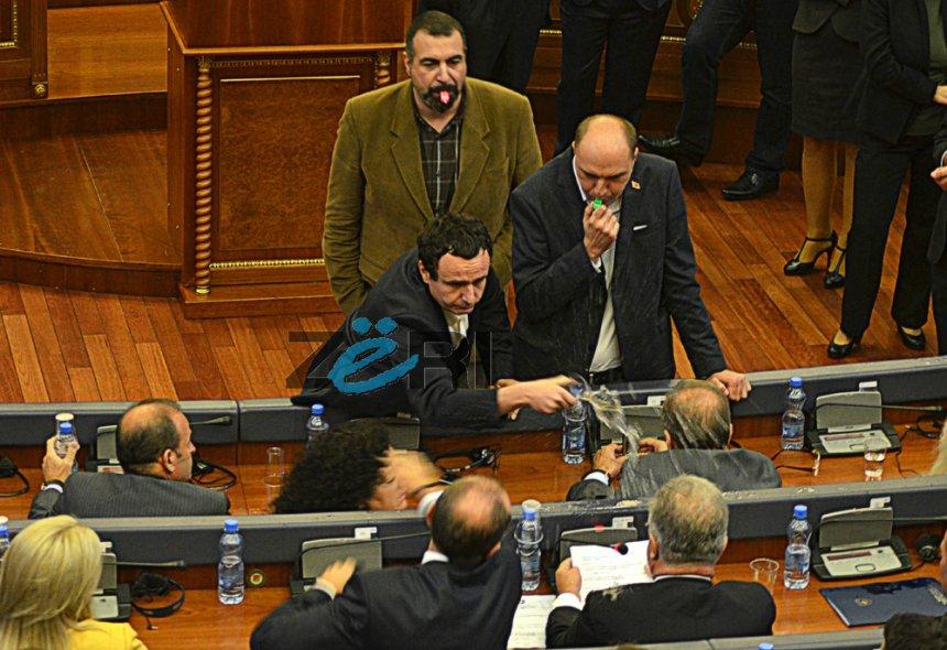 Bastisen zyrat e deputetëve të Vetëvendosjes, Policia thërret deputetët për t'i marrë në pyetje