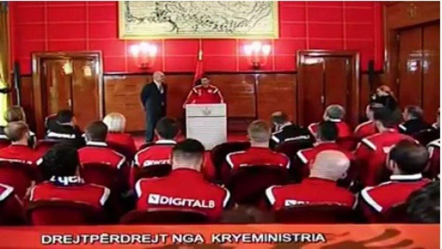 Cana: Në Europian me kokën lart, si Shqipëri e Madhe