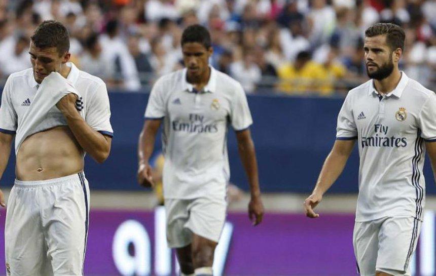 Mbeten në Madrid