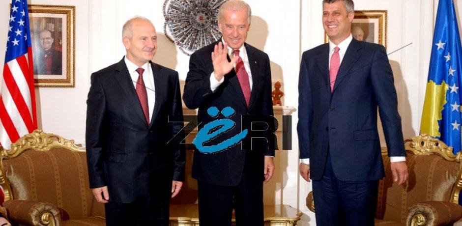 Porositë e Biden-it për liderët