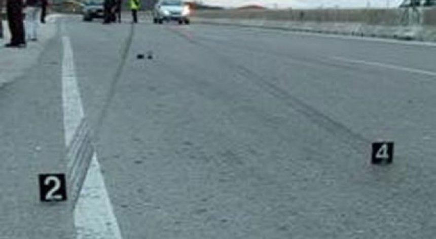 Aksident trafiku me gjashtë të lënduar
