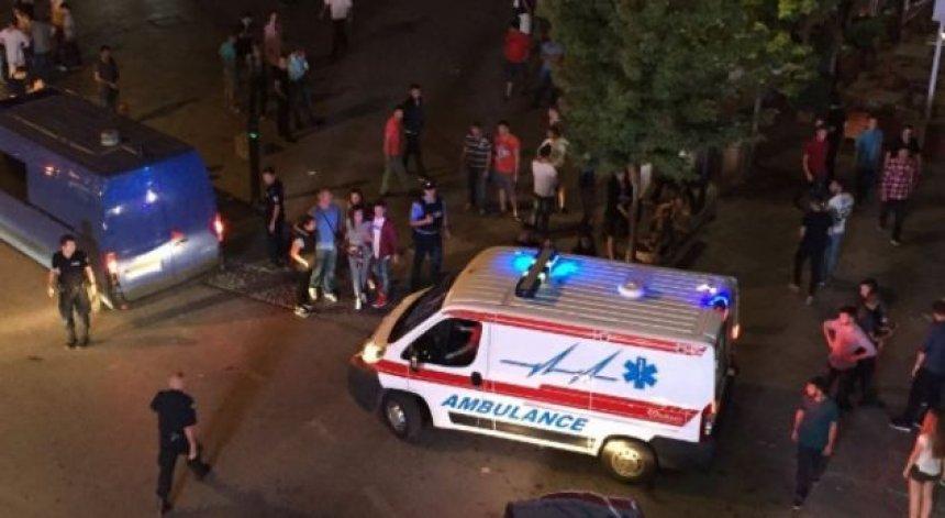 Policia arreston një 15-vjeçar për incidentin në