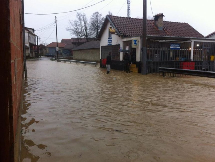 Vërshohet Kosova