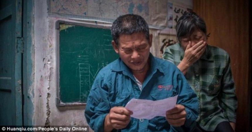 Letra prekëse e 11-vjeçares për babain e saj të sëmurë (FOTO) Auto_d1476731629