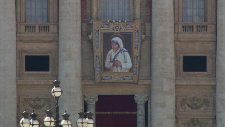 Lutje në gjuhën shqipe në Vatikan