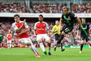 Formacionet zyrtare: Stoke City – Arsenal (Foto)