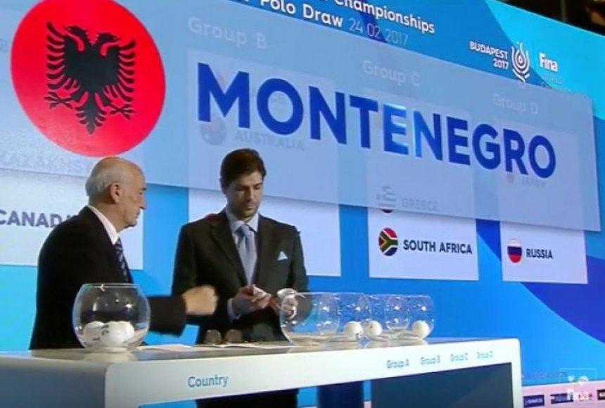 Federata Ndërkombëtare identifikon Malin e Zi me flamurin shqiptar  FOTO VIDEO