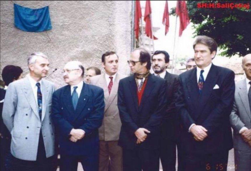 Sali Berisha  Nderim gjeniut të politikës shqiptare