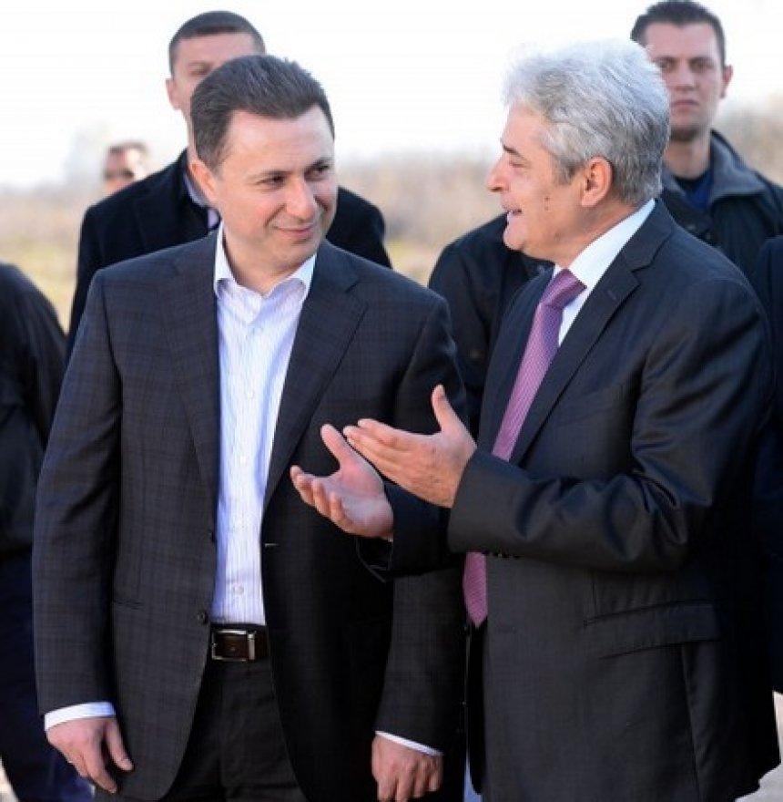 Gruevski nuk heq dorë nga formimi i Qeverisë së re me Ahmetin