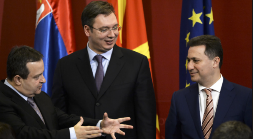 MPJ e Maqedonisë  Daçiq është frikacak