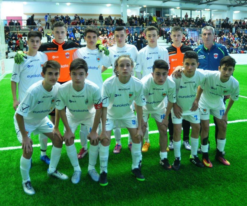 FC Prishtina U 15  sot pati ditë sfiduese