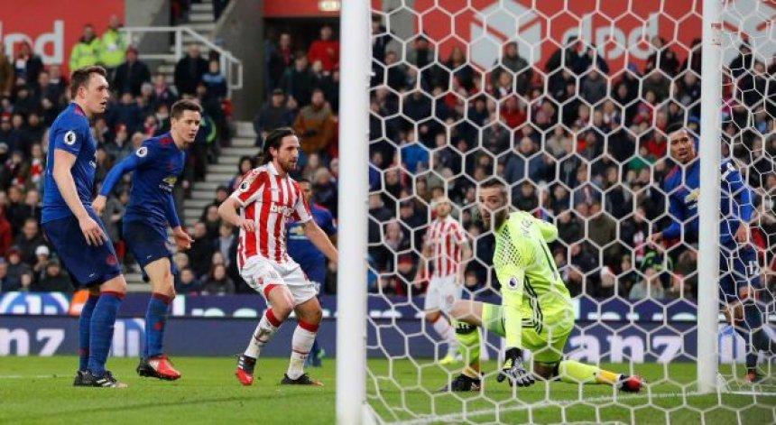 Rooney shpëton Unitedin nga humbja me një supergol