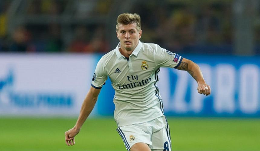 Kroos mezi e pret ndeshjen me Bayernin