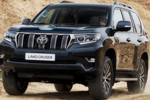 2018 Toyota Land Cruiser - (Foto)