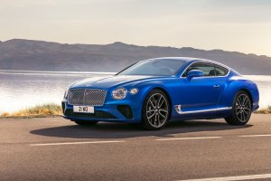 T/ 2018 Bentley Continental GT - (Foto)