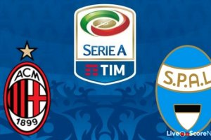 Formacionet zyrtare: Milan – SPAL