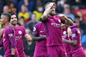 WBA – Manchester City, formacionet zyrtare