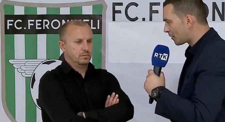 Trajneri i Feronikelit reagon pas eliminimit  Nuk turpëruam futbollin kosovar