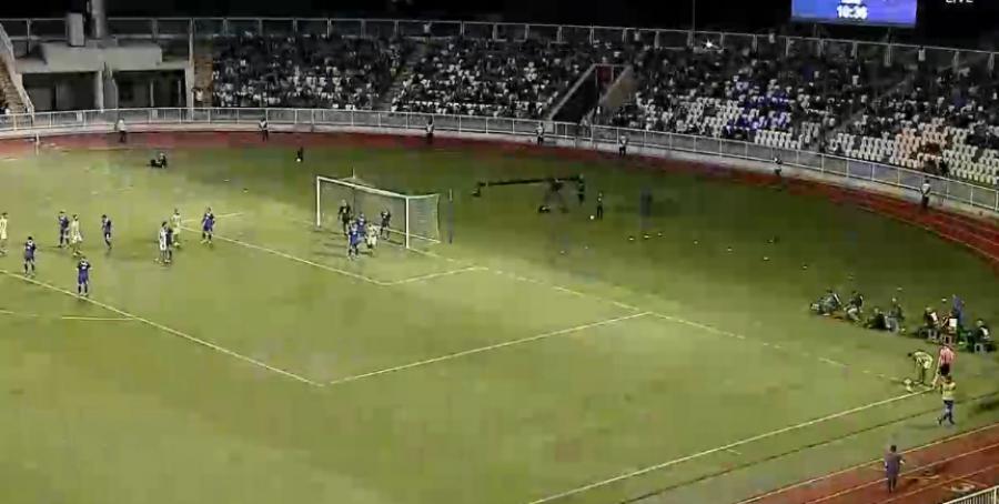 Feronikeli   TNS  shënohet goli i parë