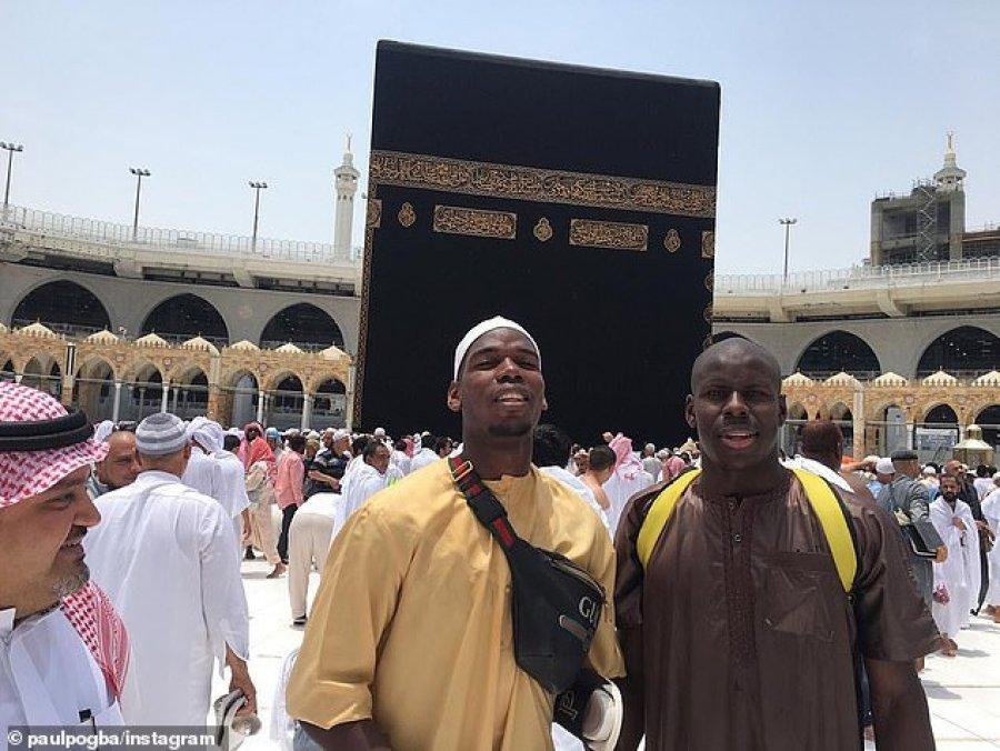 Paul Pogba: Islami më ka bërë njeri më të mirë