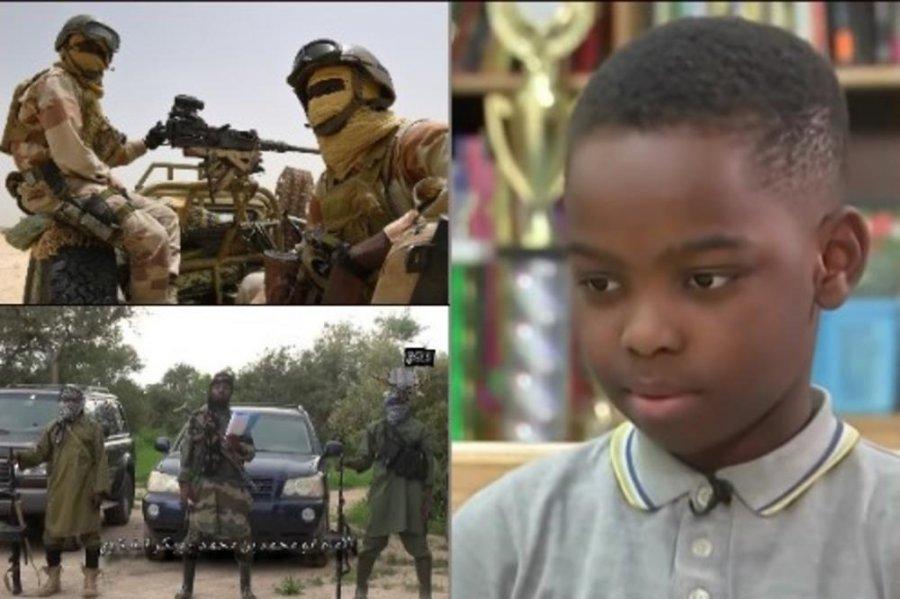 Gjeniu tetëvjeçar i shahut e pa vdekjen me sy në Afrikë  në SHBA është bërë sensacion  familja e tij po e pret azilin