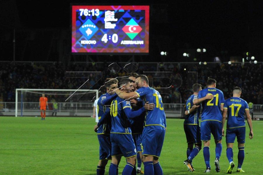 Dy ditë para ndeshjes me Danimarkën  Kosova merr një lajm fantastik nga Kopenhaga