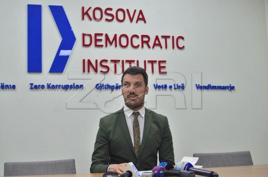Murati  Partitë politike nuk varen nga fondet e KQZ së