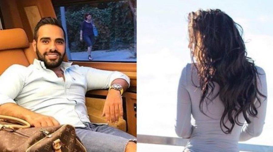 Miliarderi iranian kapet 'mat' me modelen shqiptare