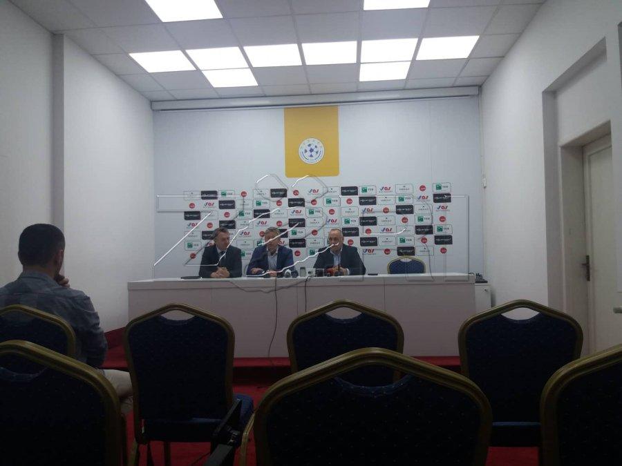 Agim Ademi e sqaron çështjen e pjesëmarrjes së tri skuadrave kosovare në Evropë nga viti tjetër