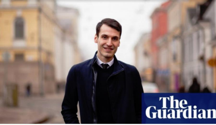 The Guardian  shkruan për novelën e kosovarit Pajtim Statovci