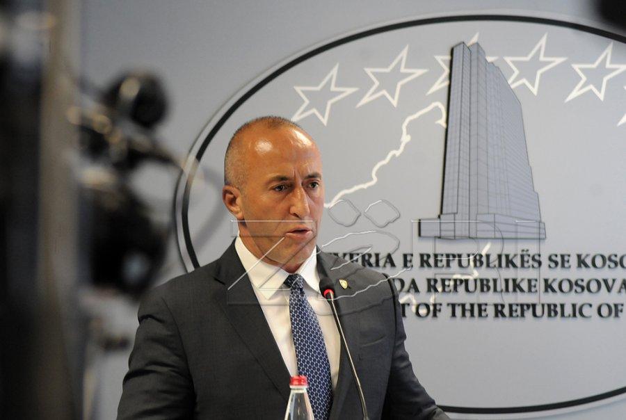 Haradinaj  Nuk do të lejojmë që masakrat e kryera në Kosovë të kalojnë pa u dënuar