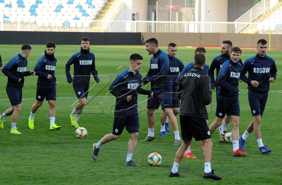 Para dy ndeshjeve të muajit qershor  mësohet data se kur do të vijnë futbollistët e Kosovës në Prishtinë