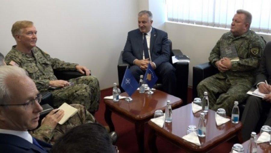 Admirali Foggo  Tranzicioni i FSK së  të jetë i koordinuar ngushtë me NATO n dhe bashkësinë ndërkombëtare