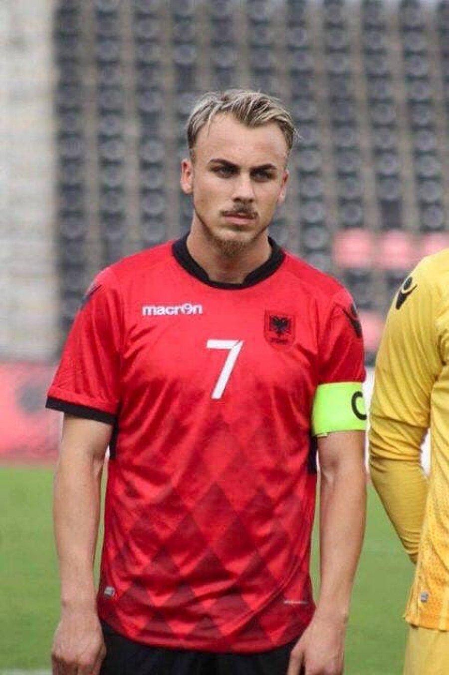 U ftua për herë të parë në Kombëtaren shqiptare, kështu shprehet futbollisti nga Kumanova