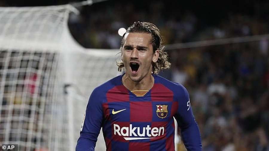 Zyrtare: Barcelona dënohet për shkak të transferimit të Grizmannit, kjo është shuma që duhet të paguajë
