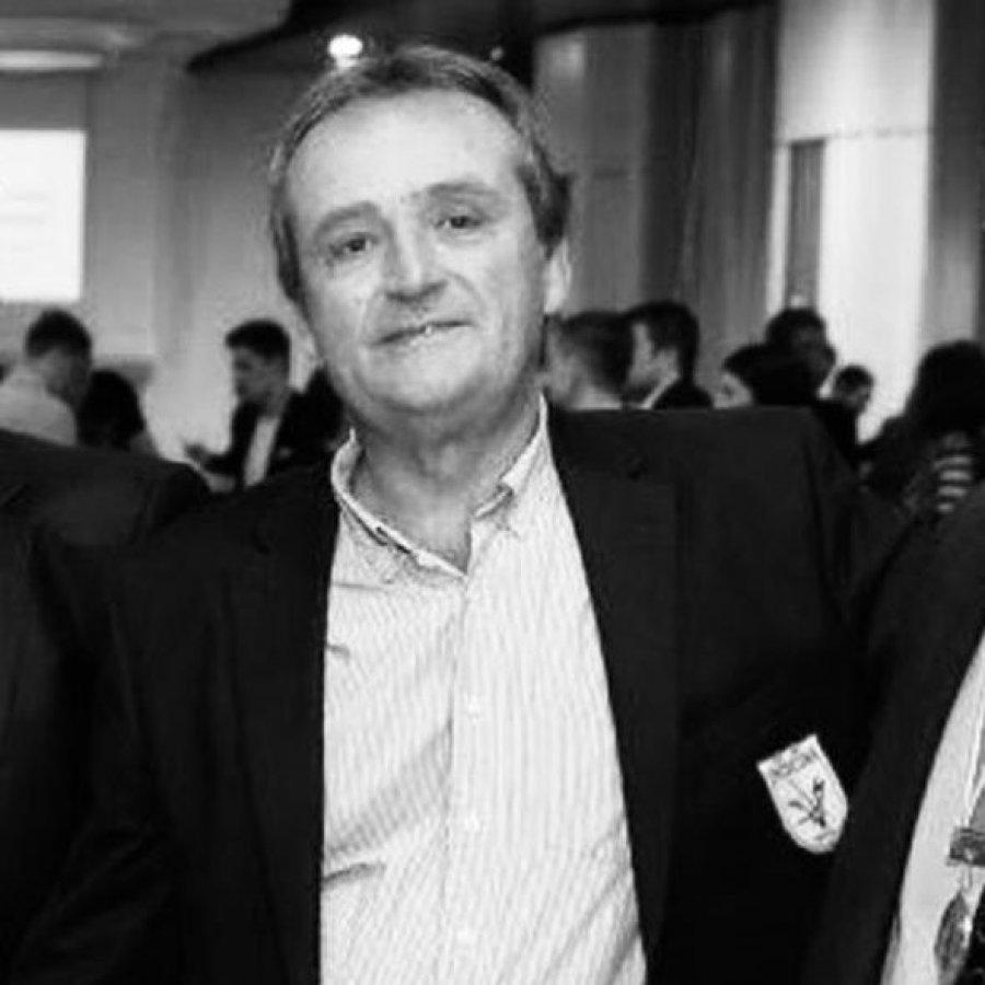 Vdes ish kryetari i KB Prishtina, Veton Kajtazi