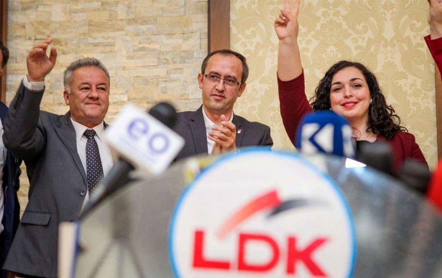 Avdullah Hoti e bënë të qartë: Unë pyetem për LDK-në, jo Vjosa Osmani