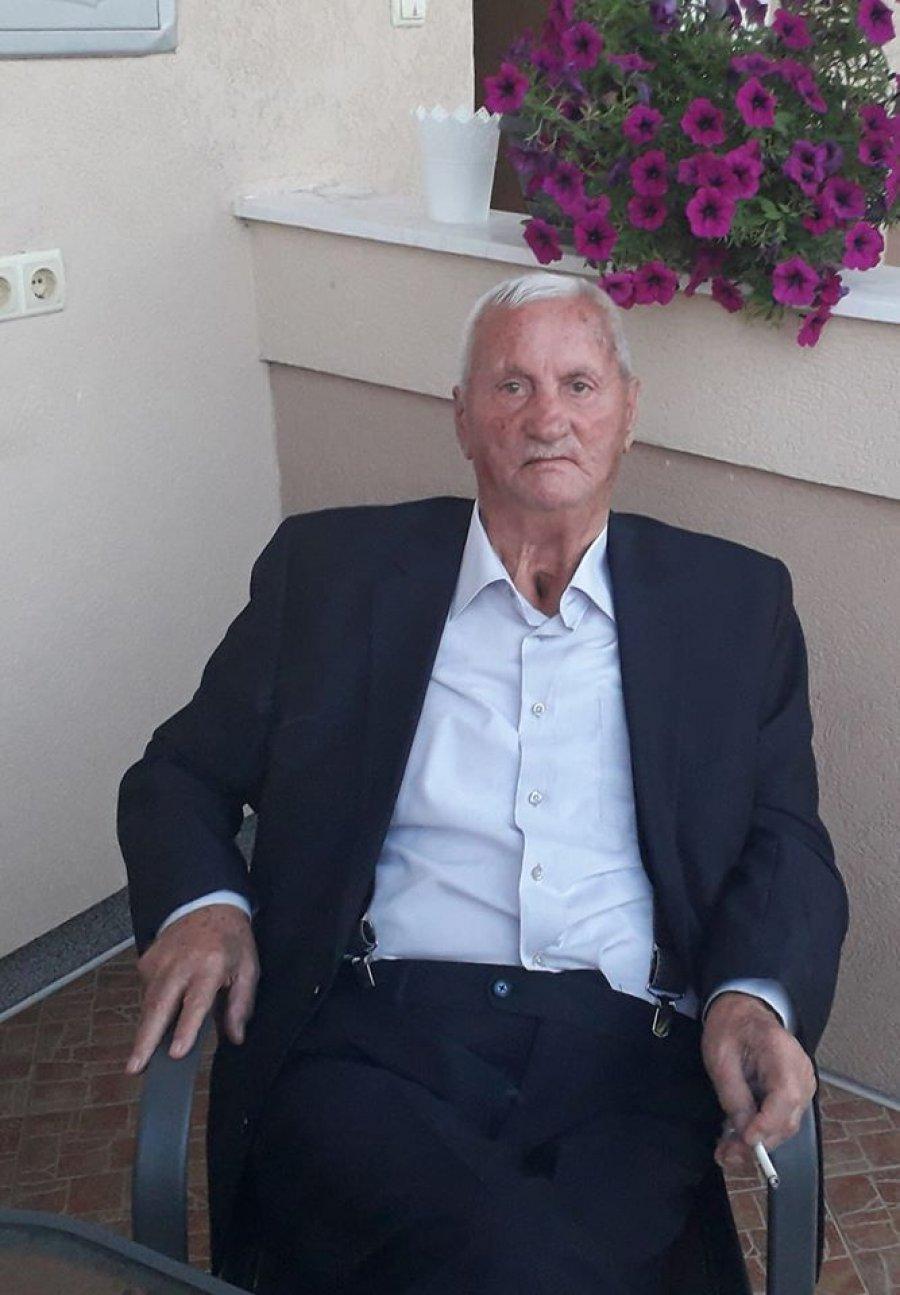 Vdes Osman Zhitia, babai i heroit Afrim Zhitia - Lajmet e fundit ...