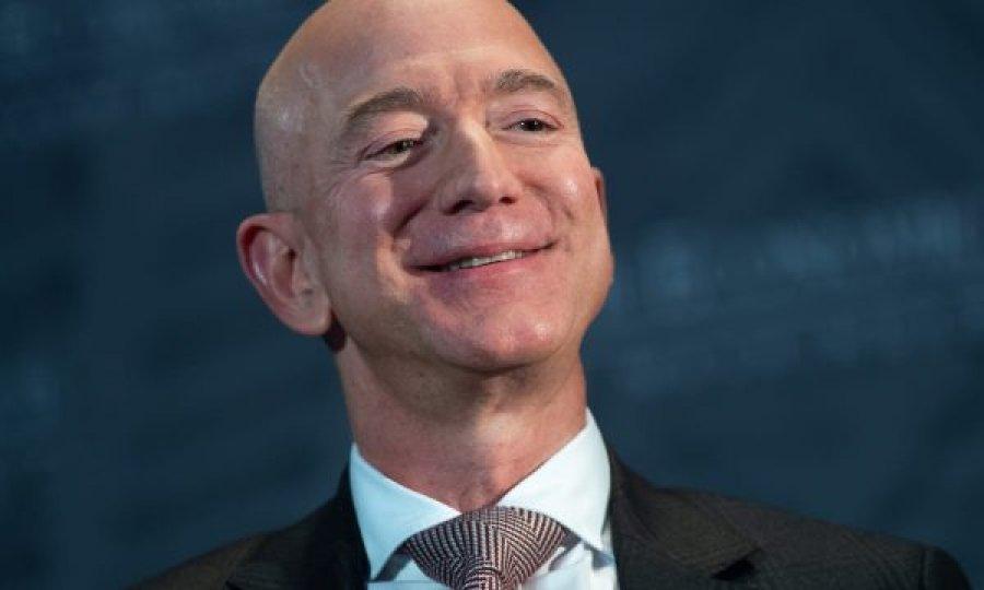 Pasuria e Jeff Bezos thyen rekordet e historisë