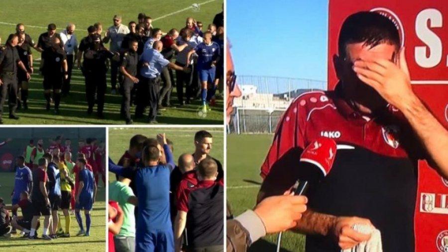 Disiplinori i FFK së merr masa pas incidentin në ndeshjen Gjilani   Prishtina