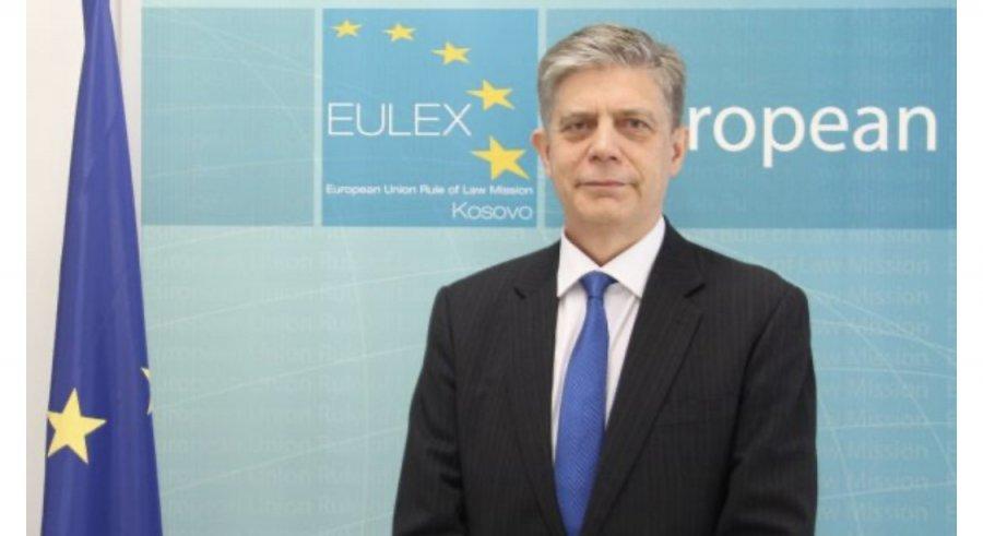 Shefi i EULEX-it mirëpret vazhdimin e misionit në Kosovë