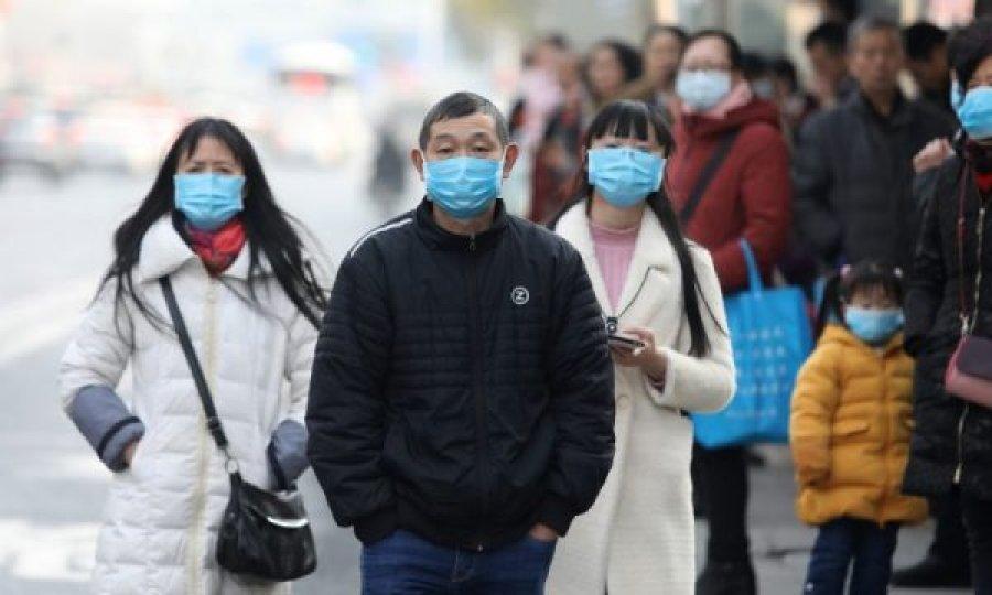 Kina regjistron vetëm një rast të ri me COVID-19