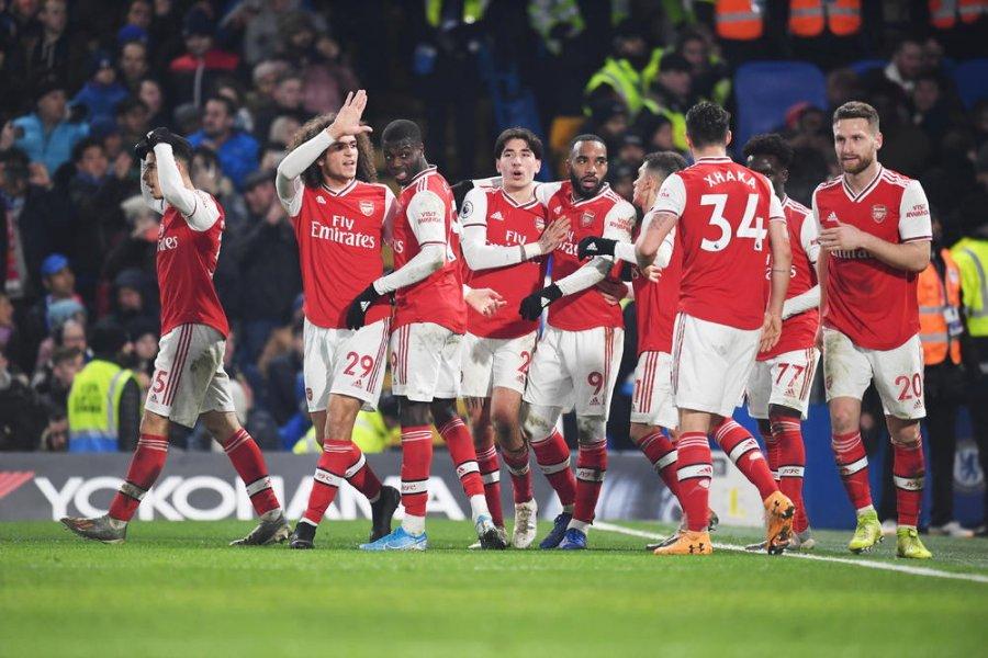 Dështaku  serb mund të kalojë tek Arsenali  dhe të bëhet bashkëlojtar me Granit Xhakën