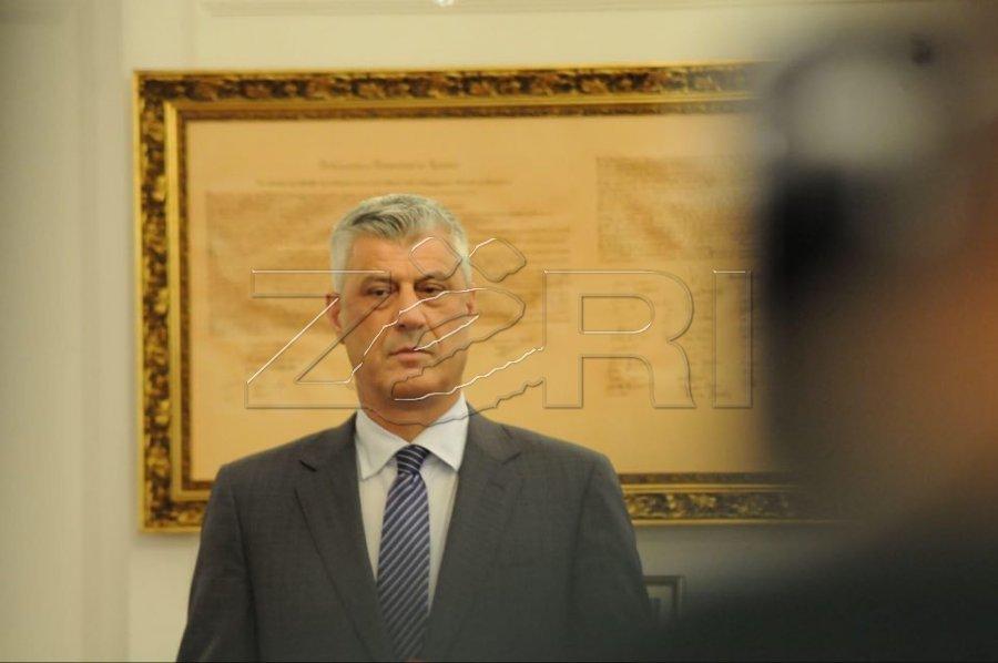 Sveçla dorëzon kallëzim penal kundër Thaçit
