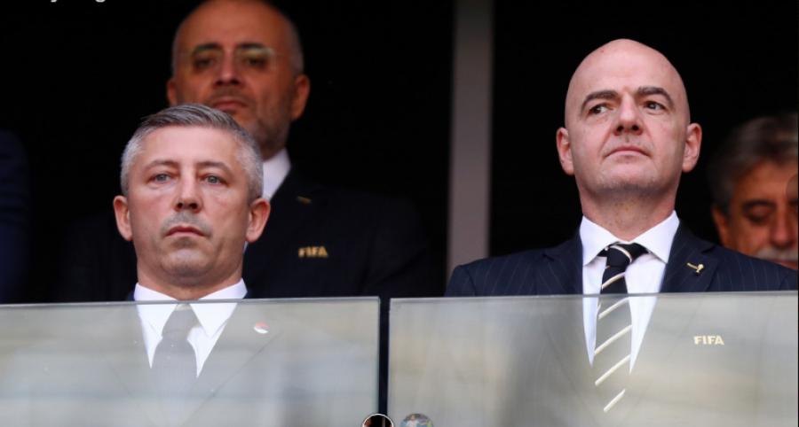 Dyshohet për krim të organizuar, ftohet në polici presidenti i Federatës së Futbollit të Serbisë