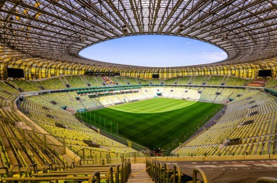 UEFA hap dyert e stadiumit për finalen e Ligës së Evropës, njofton biletat që do t'i takojnë finalistëve